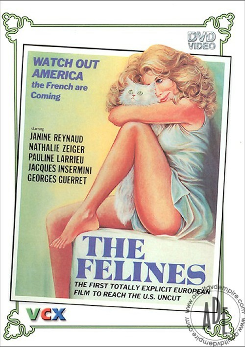 Felines, The Feature Georges Gueret Nathalie Zeiger