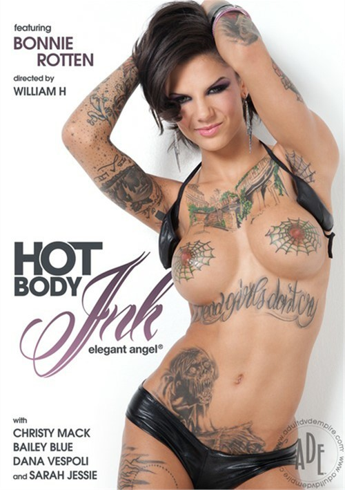 Hot Body Ink image