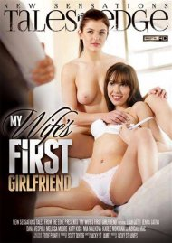 My Wife's First Girlfriend DVD Image from New Sensations.