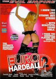 Euro Hardball 2: The Black Glove Porn Movie