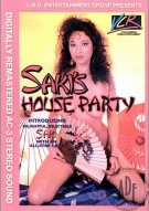 Saki's House Party Porn Video