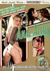 Anal Allies Porn Video