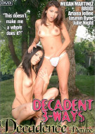 Decadent 3-Ways Porn Movie