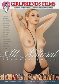 All Natural Glamour Solos Porn Movie
