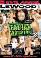 Facial Violation #3 Porn Video