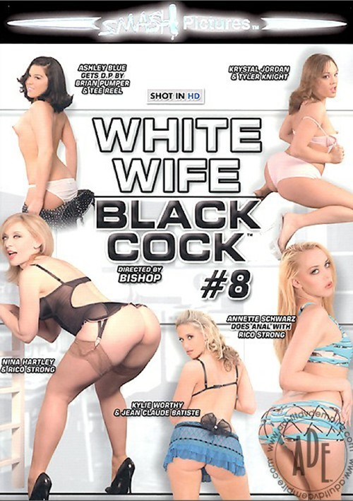 White Wife Black Cock #8- On Sale! Rico Strong Tyler Knight Krystal Jordan