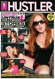 Hustler's Untrue Hollywood Stories: Lindsay Lohan Porn Video