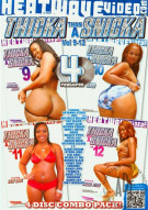 Thicka Than A Snicka Vol. 9-12 Porn Movie