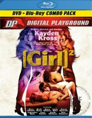 Girl Squared (DVD + Blu-ray Combo) Blu-ray porn movie from Digital Playground.