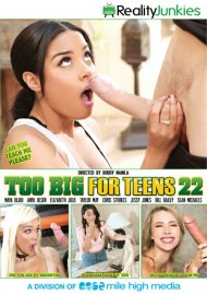 Too Big For Teens 22 Porn Movie