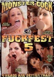 Monster Cock Fuckfest 5 Porn Movie