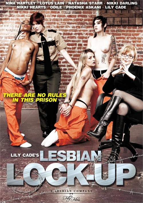 Lily Cade's Lesbian Lock-Up image