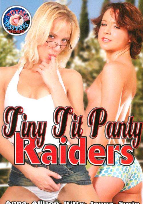 Tiny Tit Panty Raiders- On Sale! Susie Small Tits All Sex