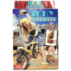 Icky Love Doll Sex Toy