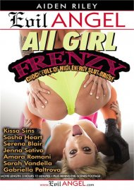 All Girl Frenzy Porn Video