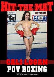 Cali Logan POV Boxing Porn Video
