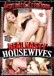 Real Nasty Housewives Porn Movie