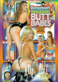 Pussymans International Butt Babes 3 Porn Movie