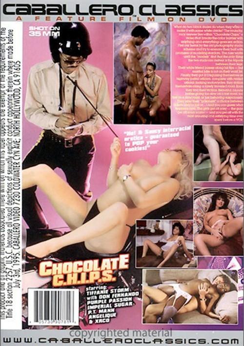 Chocolate movie pink porn