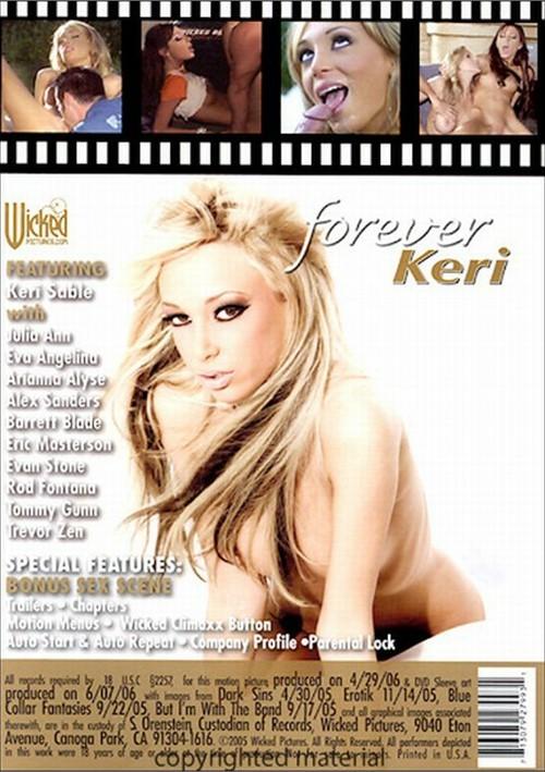 Keri forever porn dvd
