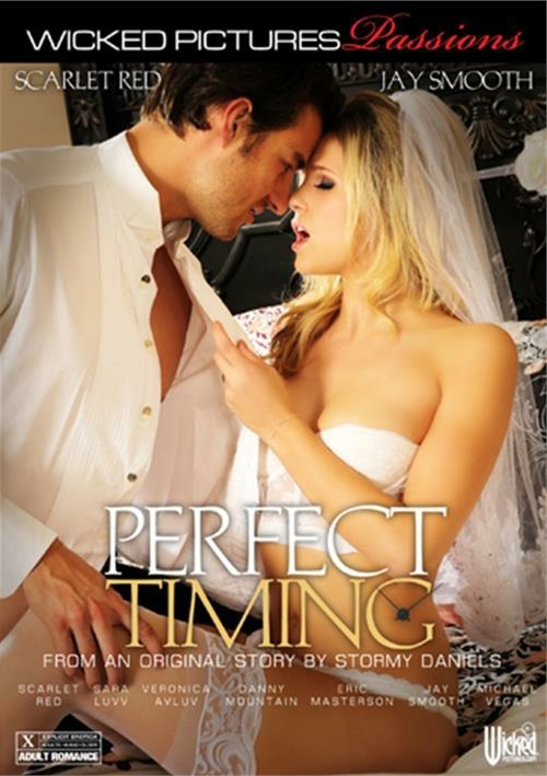 Perfect Timing Danny Mountain Stormy Daniels Scarlet Red