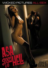 Asa Goes To Hell DVD Image from Wicked Pictures.