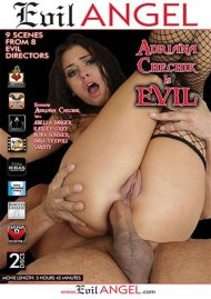 Adriana Chechik Is Evil Porn Movie