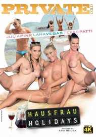 Hausfrau Holidays HD porn video from Private!