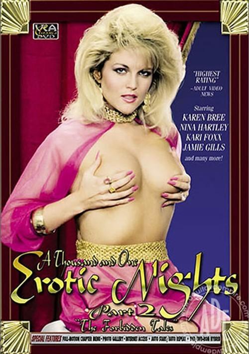 1001 Erotic Nights 2 Feature Classic VCA