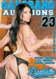 Gangbang Auditions #23 Porn Movie