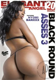 Black Round Asses Vol. 3 (20 Hrs.) Porn Movie