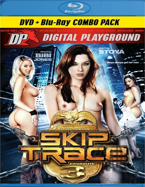 Skip Trace 3 (DVD + Blu-ray Combo)