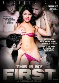 This Is My First... A Gangbang Movie Porn Movie
