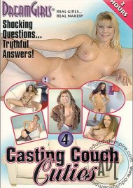 Dream Girls: Casting Couch Cuties 4 Porn Movie