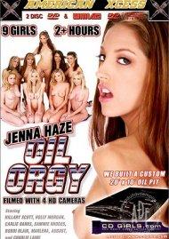 Jenna Haze Oil Orgy Porn Movie