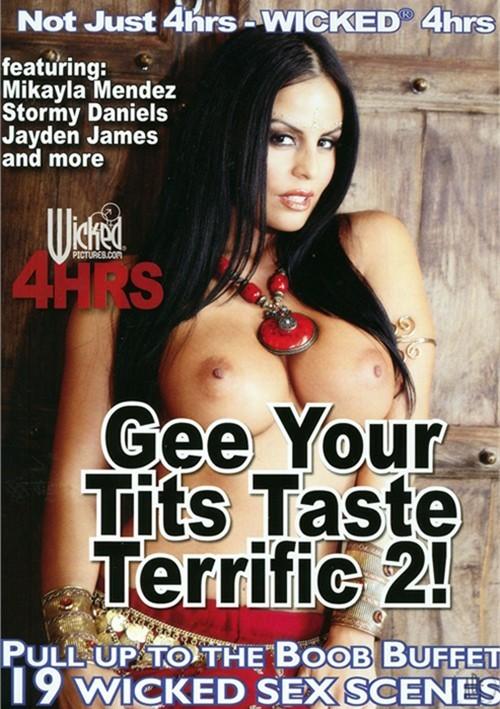 Gee Your Tits Taste Terrific 15