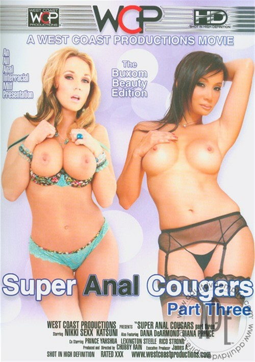 Super Anal Cougars Part Three