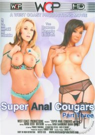 Super Anal Cougars Part Three Porn Movie