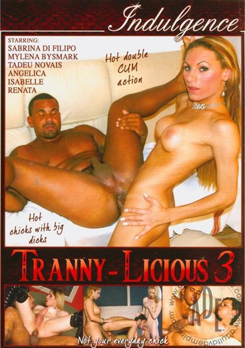 Tranny-Licious 3 Sabrina De Felippo Renata (TS) Tadeu Novais