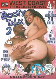 Booty Talk 4-Pack #2 Porn Movie