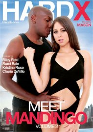 Meet Mandingo Vol. 2 DVD porn movie from HardX.