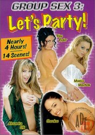 Group Sex 3: Let's Party! Porn Video
