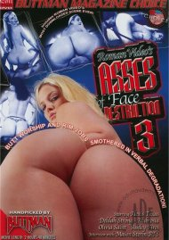 Asses of Face Destruction Vol. 3 Porn Movie