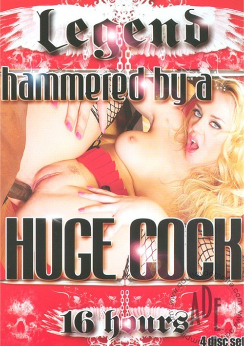 Hammered By A Huge Cock