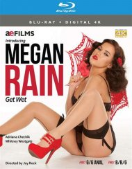 Megan Rain: Get Wet (Blu-ray + Digital 4K) Blu-ray porn movie from AE Films.