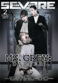Ms. Grey: Darker Porn Movie