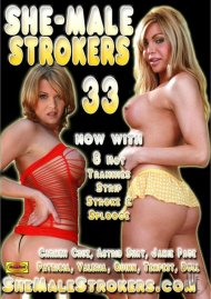 She-Male Strokers 33 Porn Movie