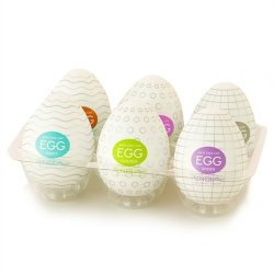 Tenga Egg Six Pack Sex Toy