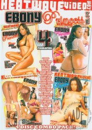 Ebony Princess Vol. 1-4 Porn Movie