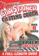 Cum Stained Casting Couch 4 Pack Special Porn Movie